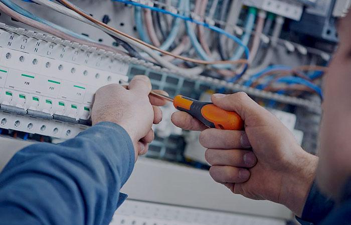 Impianti per reti commerciali